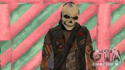 MFR Doomsday Heist para GTA San Andreas