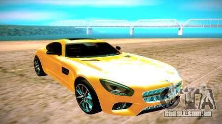 Mercedes-Benz AMG GT S para GTA San Andreas