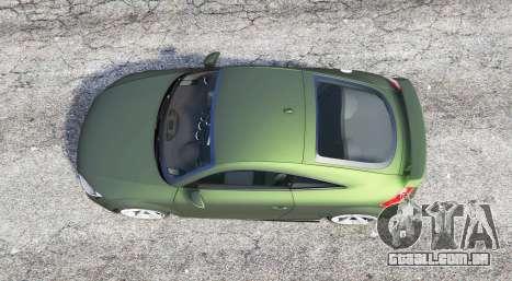 GTA 5 Audi TT RS (8J) 2013 v1.1 [replace] voltar vista