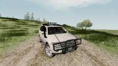 Mitsubishi Pajero v1.2 para GTA San Andreas