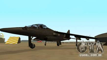 LIM Hydra Black Mamba Conceito para GTA San Andreas