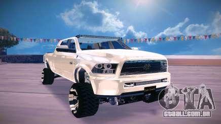 Dodge Ram 2500 2012 para GTA San Andreas