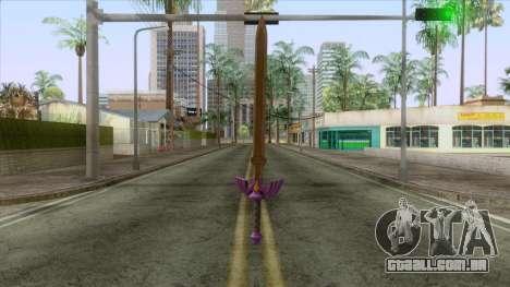 Master Sword para GTA San Andreas