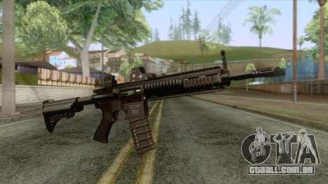 HK-416 Carbine v2 para GTA San Andreas