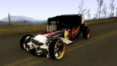 Hot Wheel Bone Shaker 2011 para GTA San Andreas