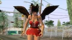 Nyotengu Valentine Day - DLC para GTA San Andreas