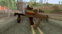Playerunknown Battleground - OTs-14 Groza v3 para GTA San Andreas
