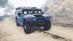 Hummer H1 Alpha Wagon v2.1 [replace] para GTA 5