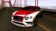 Bentley Continental SS 17 para GTA San Andreas