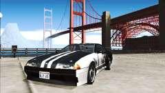 Elegia Trabalho De Pintura Mais Escura Que O Preto para GTA San Andreas