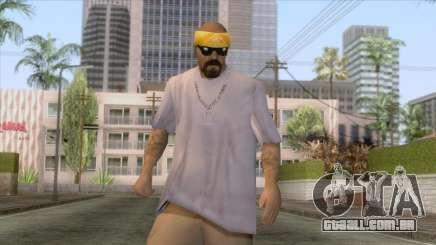 New Los Santos Vagos Skin 1 para GTA San Andreas