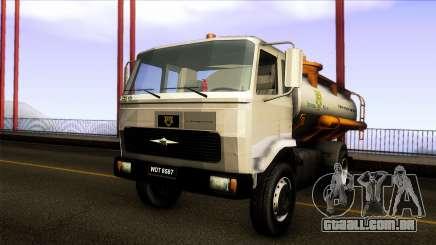 FAP Vacuum Sewage Truck Harimau Water Konsortium para GTA San Andreas