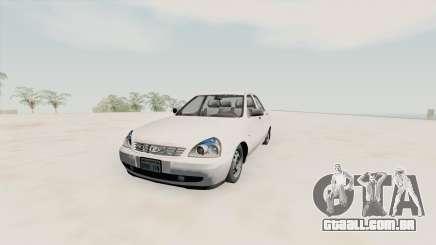 VAZ-2170 Antes para GTA San Andreas