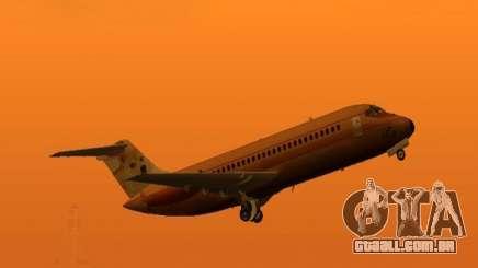 DC-9-10 (Doges) para GTA San Andreas