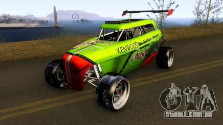 Hot Wheels Rip Rod 2012 para GTA San Andreas