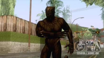 Marvel Future Fight - Black Panther para GTA San Andreas