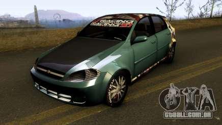 Chevrolet Optra 1.8 2008 para GTA San Andreas