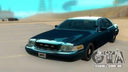 Ford Crown Victoria para GTA San Andreas