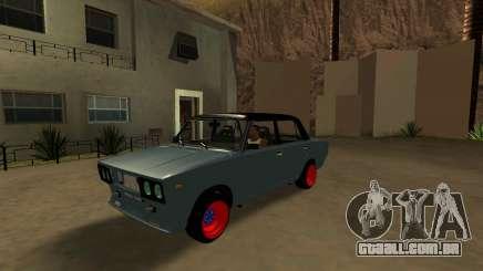 VAZ 2106 Combate v1 para GTA San Andreas