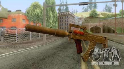 Playerunknown Battleground - OTs-14 Groza v1 para GTA San Andreas