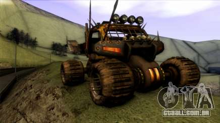 Stomper From Red Faction Guerrilla para GTA San Andreas
