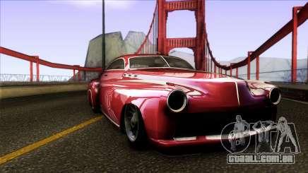 GTA V Albany Hermes para GTA San Andreas