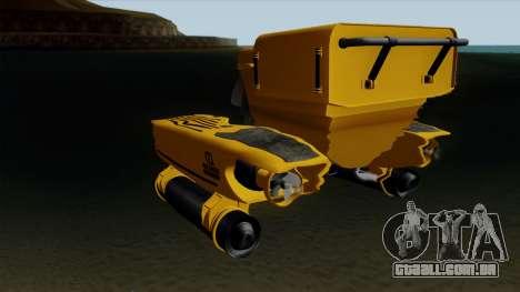 GTA V Kraken para GTA San Andreas