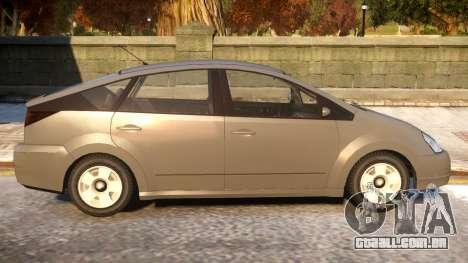 Karin Dilettante to Toyota Prius para GTA 4