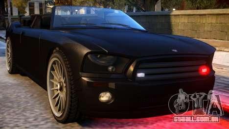 F.B.I New Style para GTA 4