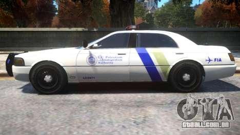 LCPD Admiral [ELS] v1.0 para GTA 4