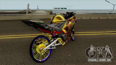 R25 Thailook para GTA San Andreas