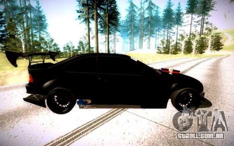 BMW M3 E46 para GTA San Andreas