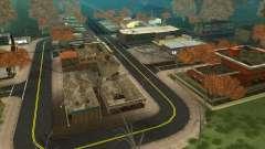 Moderno Dillimore para GTA San Andreas