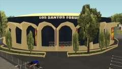 A Los Santos Estádio Fórum para GTA San Andreas