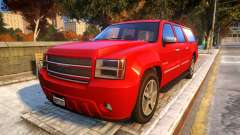 Declasse Granger Luxury Package para GTA 4