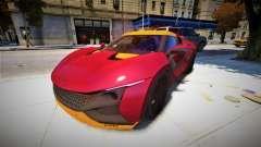 2018 Tamo Racemo 001 para GTA 4