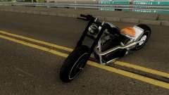 HardTail Sport Bobber 1700CC HD para GTA San Andreas