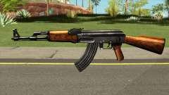 CSO AK-47 para GTA San Andreas