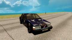 Volvo 760 para GTA San Andreas