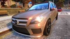 Mercedes Benz GL63 AMG Baku Style