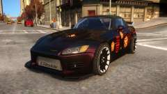 Fast And Furious 1 Honda S2000 Movie Car para GTA 4