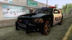 Dodge Charger SRT8 Police para GTA San Andreas