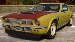 Rapid GT Classic para GTA 4