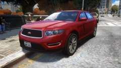 Vapid Torrence (Civilian Interceptor) para GTA 4