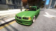 BMW E36 Street Tuning