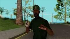 "Sean ""Sweet"" Johnson HQ para GTA San Andreas"