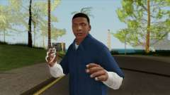Franklin GTA V Original para GTA San Andreas