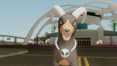 Pokemon XY - Houndoom para GTA San Andreas