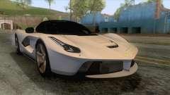 Ferrari LaFerrari Aperta para GTA San Andreas