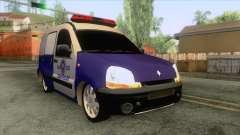 O Carro De Polícia Renault Clio para GTA San Andreas